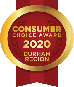 Consumer Choice Award Winner for Best Driving School in Durham Region